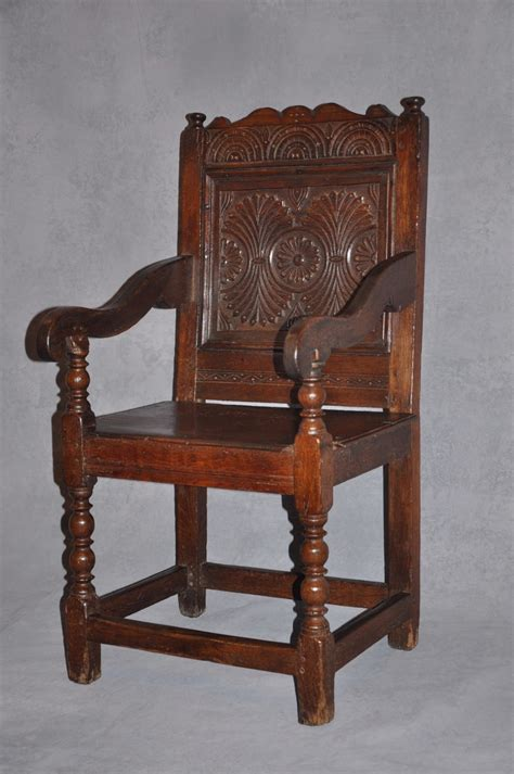 Wainscot Chairs For Sale by 17th Century Oak Wainscot Chair 433088 Sellingantiques