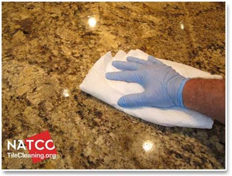 Granite Countertops Maintenance Sealing by How To Seal A Granite Countertop