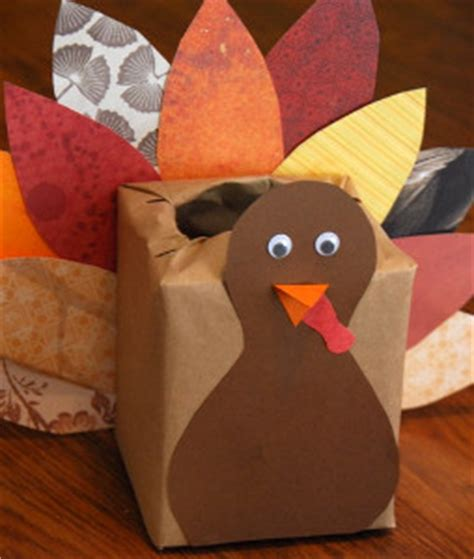 Make A Paper Turkey - 28 turkey crafts for fantastic thanksgiving
