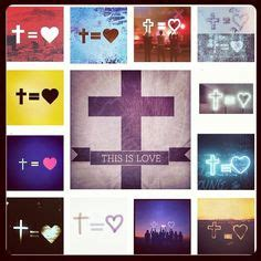 tattoo cross equals love cross equals love on pinterest crosses jesus loves and