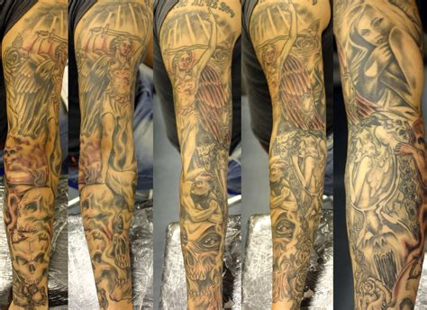 amazing tattoo sleeves tattoos and designs page 192