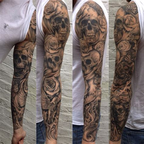 sick sleeve tattoos sick sleeve ideas s 248 k