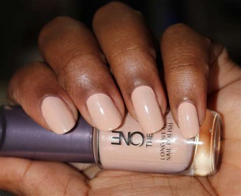 The One Wear Nail Snowflame oriflame the one wear nail mommyonline