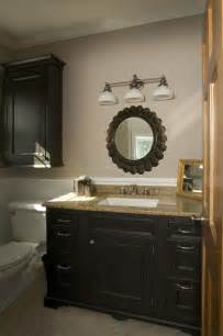 Powder room vanity traditional powder room chicago by great