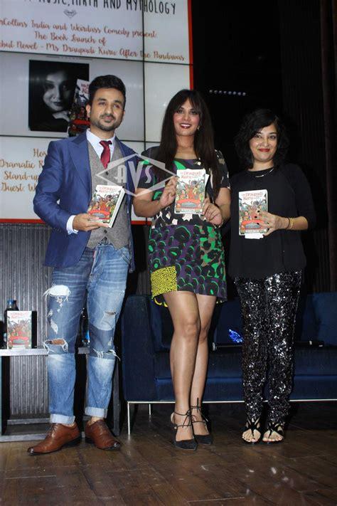 richa chadda latest song richa chadda unveils trisha das book avstv bollywood