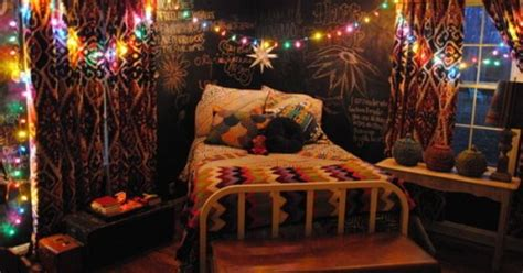 Artsy Bedroom Colors Lights Anthropologie Pintowin Humble Abode