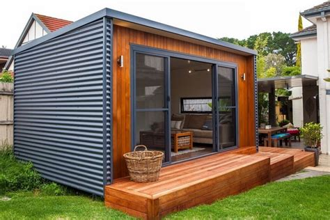 Small Backyard Shed Ideas by Modern Shed Ideas Home Office Or A Cozy Garden