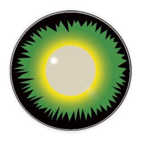 green werewolf contacts | camoeyes.com