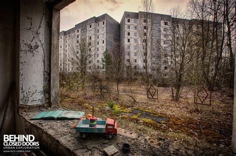 Wooden Floor by Pripyat Schools And Nurseries 187 Urbex Behind Closed
