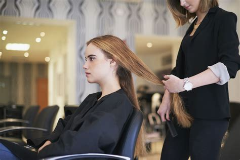 shave the women hair under pantes in salon how to get a haircut you won t hate