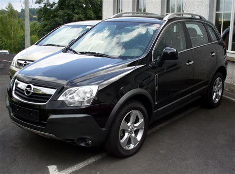 opel antara 2008 2008 opel antara pictures information and specs auto
