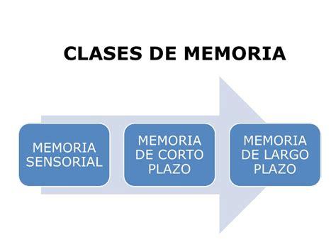 la memoria de los etapas de la memoria