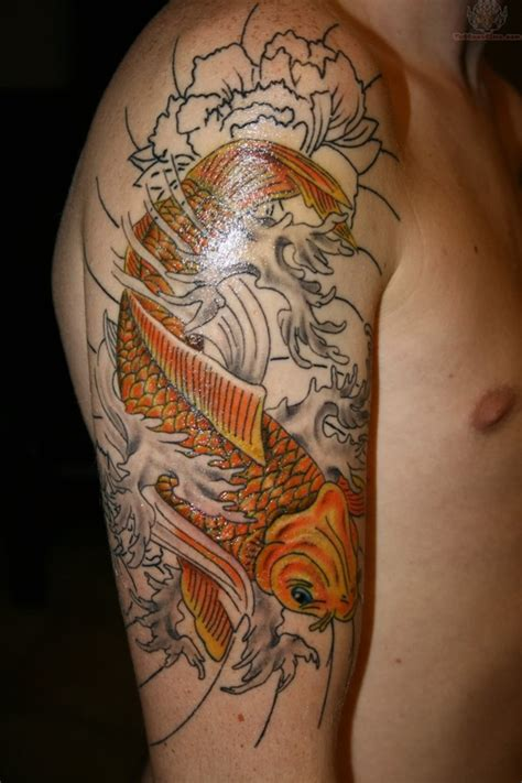 Koi Tattoo Hawaii | 30 best koi tattoo for boys and girls