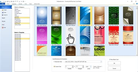 making business cards online 6 online tools to create business