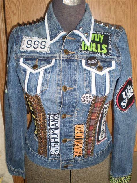 Kiddo Flat 592 By C Boutique diy studded denim jacket studded denim and denim