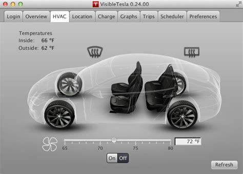 How To Apply For Tesla Visibletesla App Provides Desktop Of Your Tesla
