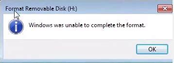 exfat format windows was unable to complete format แฟลชไดร ฟไม ได ส กท ทำไงด flashdrivedd com