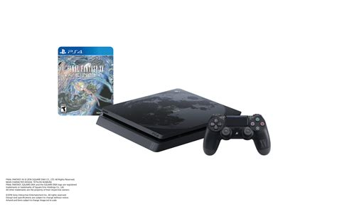 Fantasi Xv Original Sony Ps 4 ps4 xv edition for america and europe