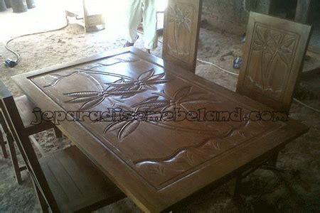 Kursi Ukir Jepara Bekas kursi makan ganesa jual mebel jepara