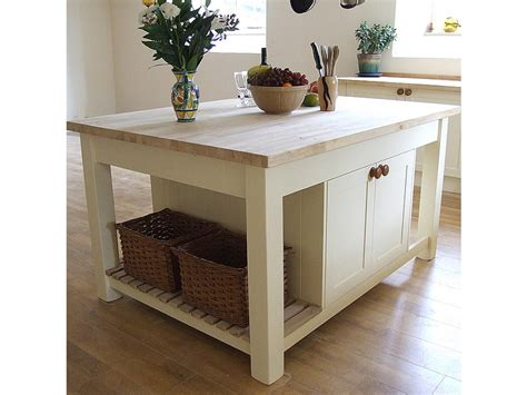 standalone kitchen island best stand alone kitchen islands homesfeed