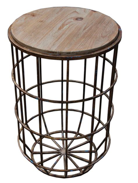 industrial end table 7 industrial end tables for your home furniture