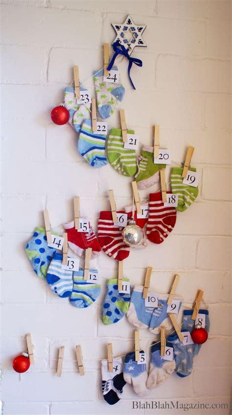sock advent calendar make advent calendars for 2017