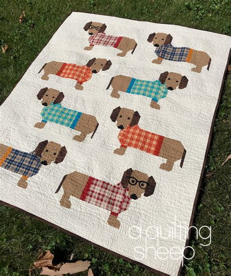 dogs in sweaters a quilting sheep dolly dresses and dogs in sweaters