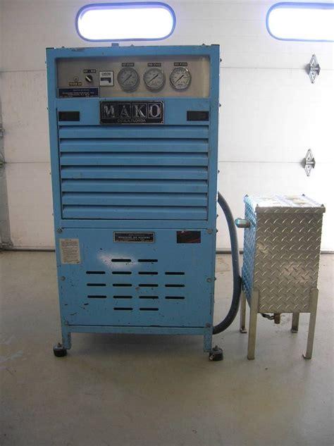 mako 9300 scuba compressor cng scba paintball high pressure 8 cfm 5000 psi ebay
