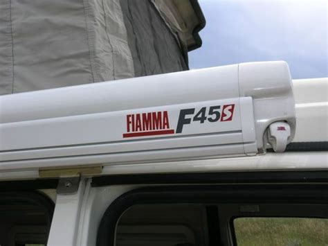 purchase used 201hp new fiamma awning lift and level fresh