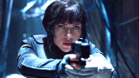 film action hd 2017 ghost in the shell official teaser trailer 2017