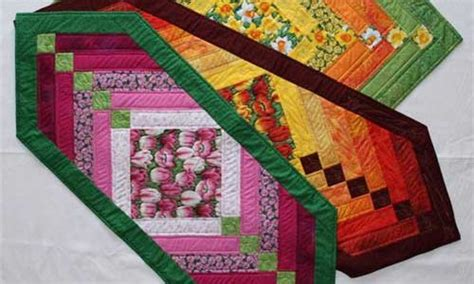 pattern for quilt as you go table runner quilting patterns