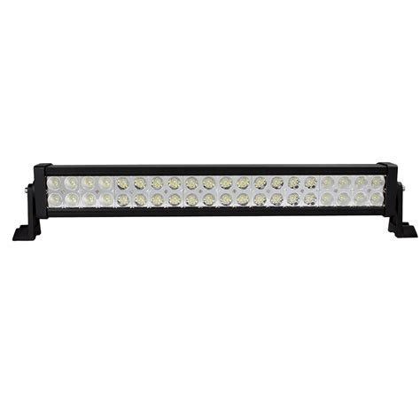 Led Light Bars For Boats 22 Quot Inch 120w Led Light Bar For Work Driving Boat Car Truck 4x4 Suv Atv Road Fog L Spot