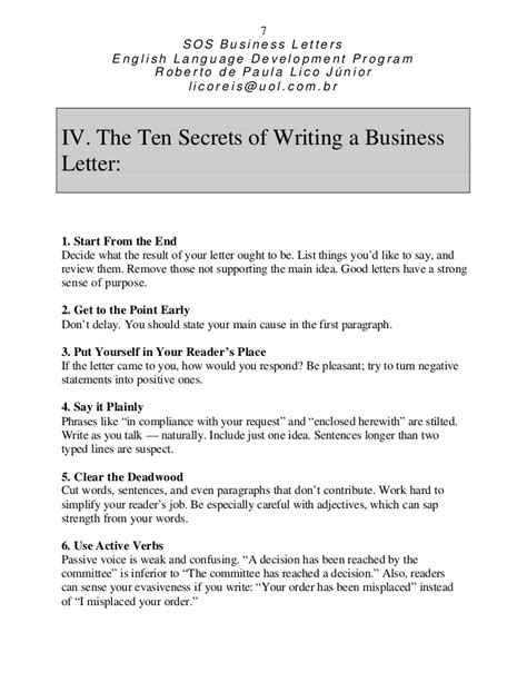 How To Improve Business Letter Writing how to improve letter writing in docoments ojazlink
