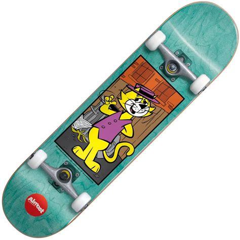 popular skateboard decks almost skateboards top cat complete skateboard 8 0