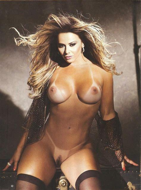 Viviane Araujo Nude In Sexy Magazine Brazil Your Daily Girl