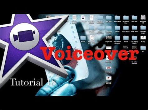 tutorial imovie 10 0 5 voiceover or commentary in imovie 10 0 1 tutorial 18