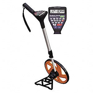 calculated industries digital measuring wheel ft in m cm measuring wheels wsw2rgy1 2rgy1