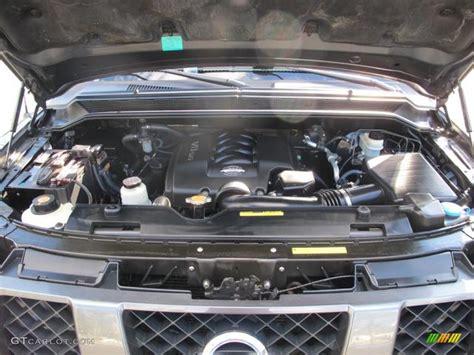Nissan Titan Engine by 2005 Nissan Titan Xe King Cab 5 6l Dohc 32v V8 Engine