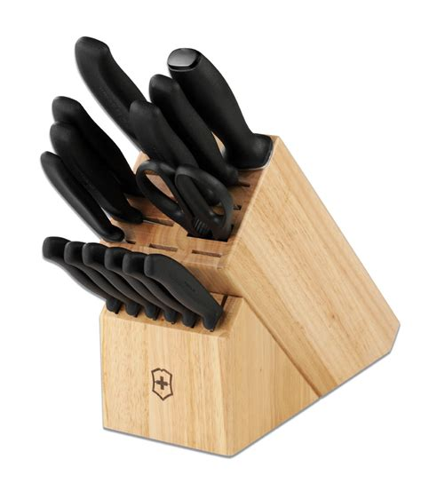 victorinox kitchen knives sale victorinox swiss classic 15 knife block set on sale