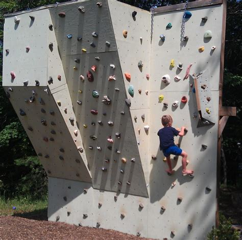 rock climbing wall for backyard build a backyard climbing wall 2017 2018 best cars reviews