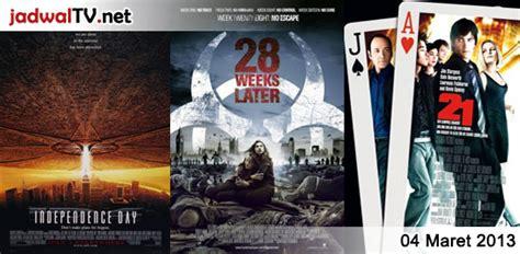 jadwal film dan sepakbola 4 april 2013 jadwal tv jadwal film dan sepakbola 04 maret 2013 jadwal tv