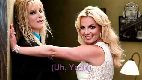 britney spears glee britney spears ft heather morris brittany s pierce
