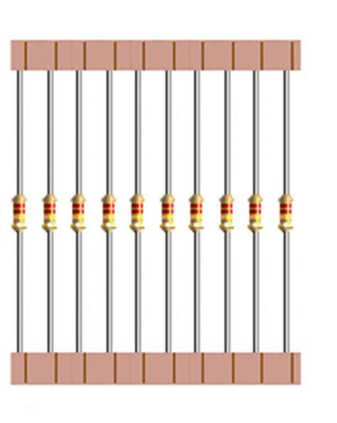 220 ohm 1 8 watt resistor fixed resistors thermistors networks resistor networks cricklewood electronics