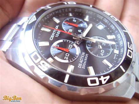 Certina C0114172103700 Swiss Made Original certina chronograph ds quartz date by big ben
