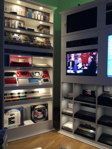 game storage ideas 25 best ideas about video game storage on pinterest