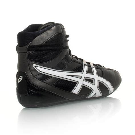 asics boxing shoes asics smasher mens boxing martial arts shoes