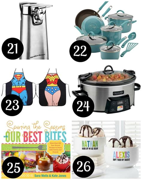 great kitchen gifts 101 of the best wedding gifts