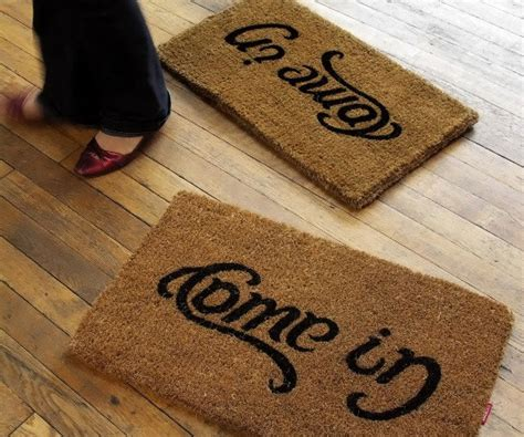 Come In Go Away Door Mat by Come In Go Away Door Mat Shop Best Gift Cool