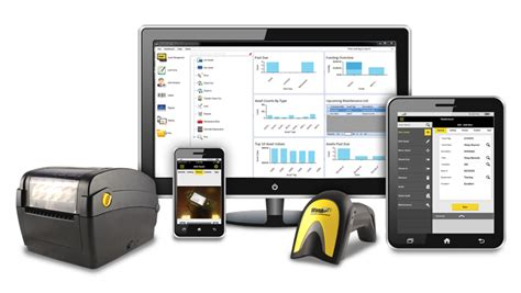 mobile management system fixed asset tracking software asset management systems