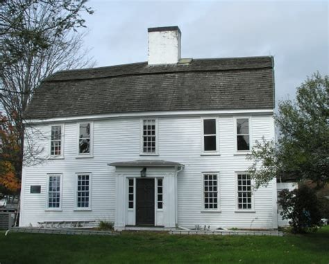 putnam house revolutionary war historic buildings of massachusetts